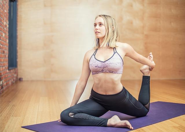 Übungen bei Gebärmutter Senkung